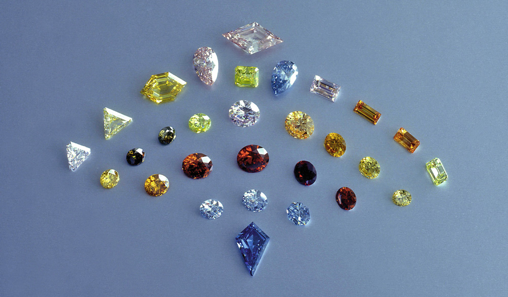 Diamant Colour / Farbe
